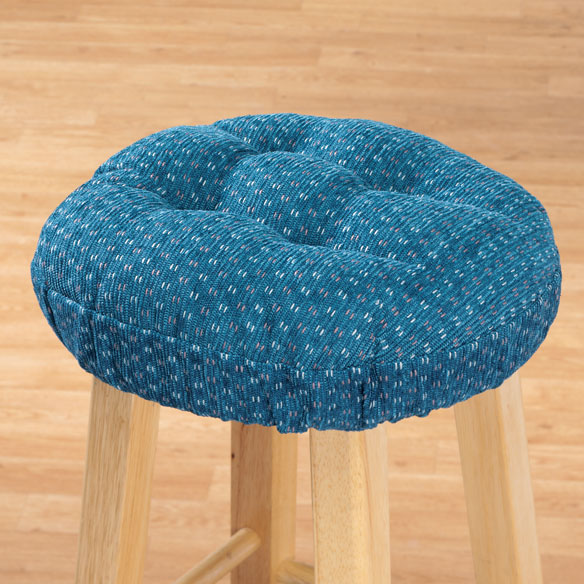 Raindrop Bar Stool Cushions - View 5