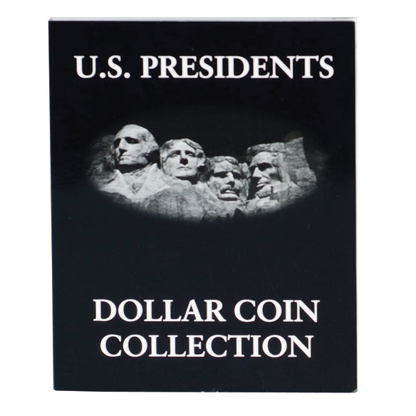 US Presidents Dollar Album - View 2