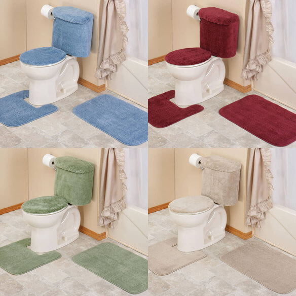 5 piece bathroom rug set roselawnlutheran