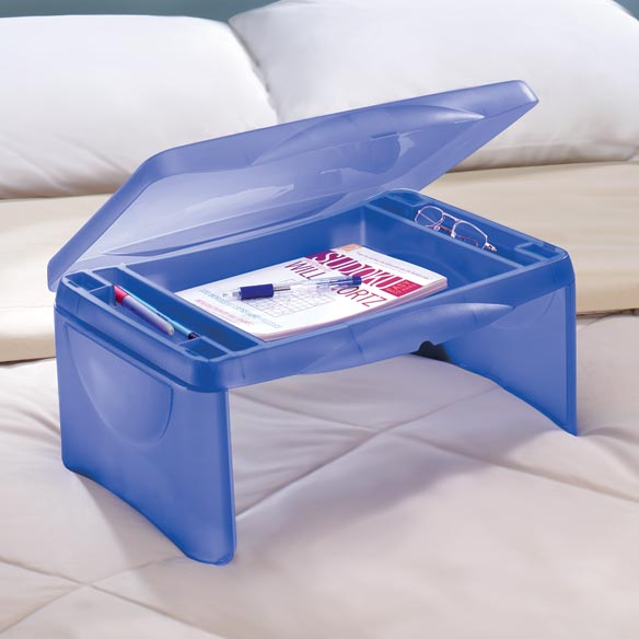Storage Folding Lap Desk - View 2