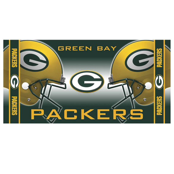 NFL Beach Towels - View 3