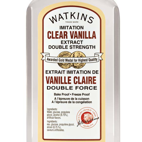 Watkins® Double Strength Imitation Clear Vanilla - 11 oz. - View 2