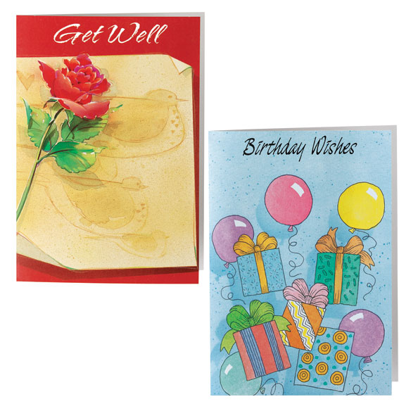 All Occasion Cards - Set Of 24 - View 4