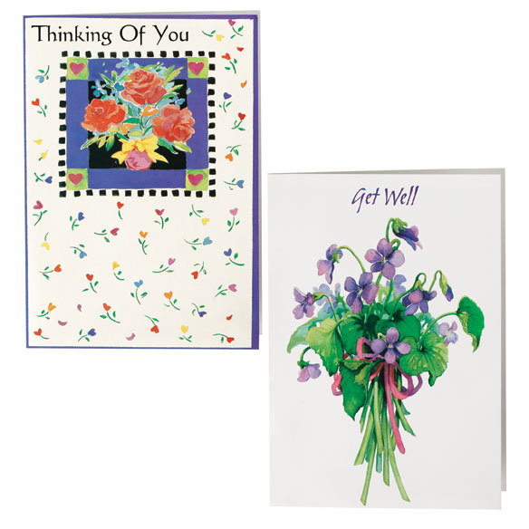 All Occasion Cards - Set Of 24 - View 5
