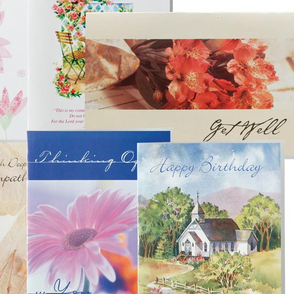 Religious Cards For All Occasions - Set Of 24 - View 3