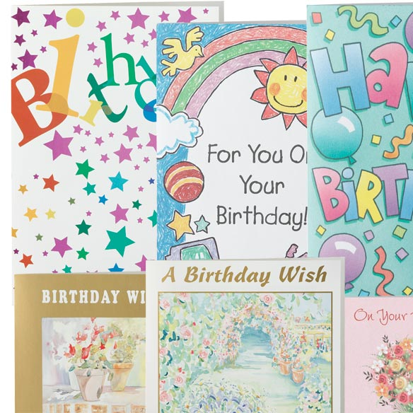 assorted birthday cards  bulk assorted birthday cards  walter drake, Birthday card