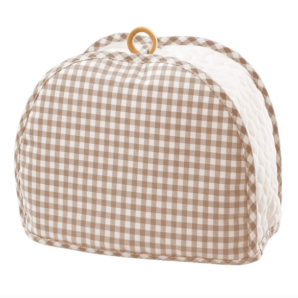 Gingham 2 Slice Toaster Cover - View 3