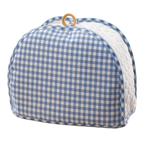 Gingham 2 Slice Toaster Cover - View 4