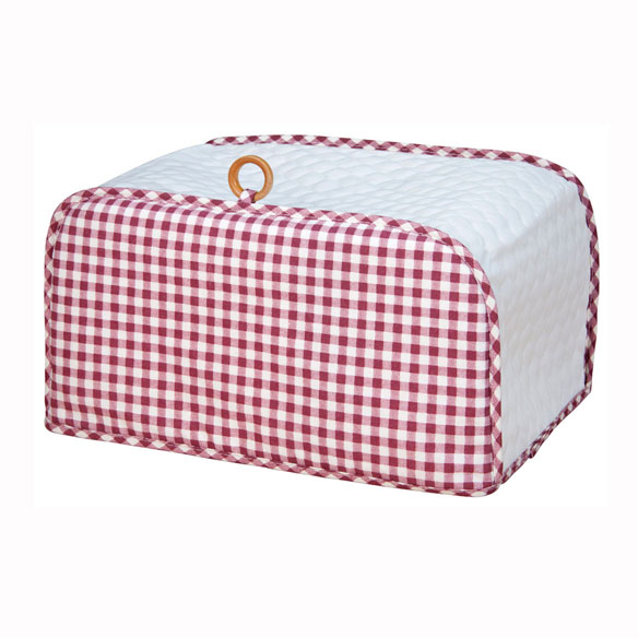Gingham Toaster Oven Cover - View 3