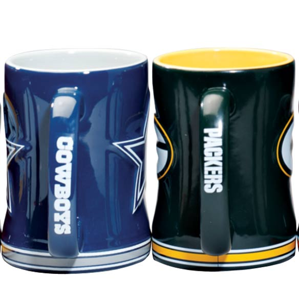 NFL Coffee Mugs - View 2
