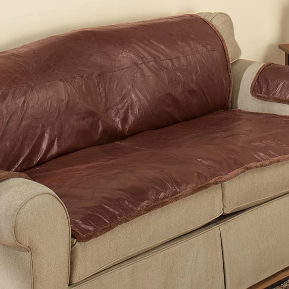 Leather Furniture Cover - Love Seat - View 2