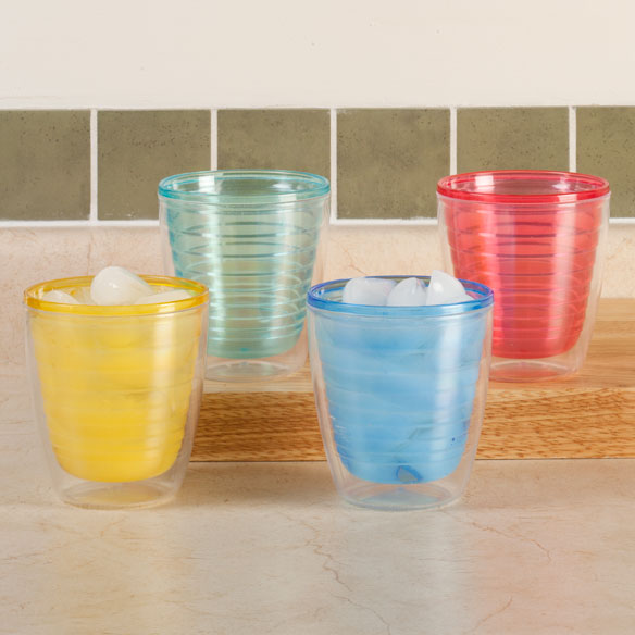 Insulated Tumblers Set Of 4 - View 2