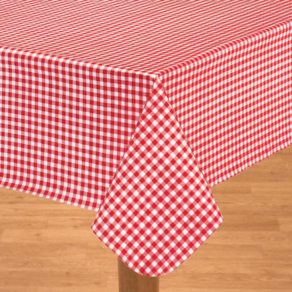 ... Gingham Oilcloth   View 4