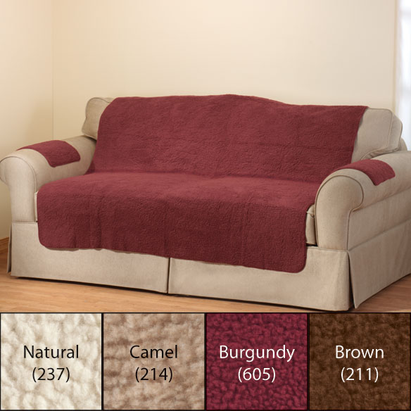 Sherpa Furniture Covers - View 2