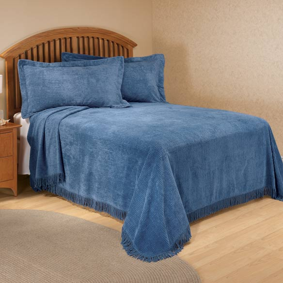 The Jane Chenille Bedspread by OakRidge™ Comforts - View 3