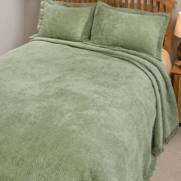 The Jane Chenille Bedspread by OakRidge™ Comforts - View 4