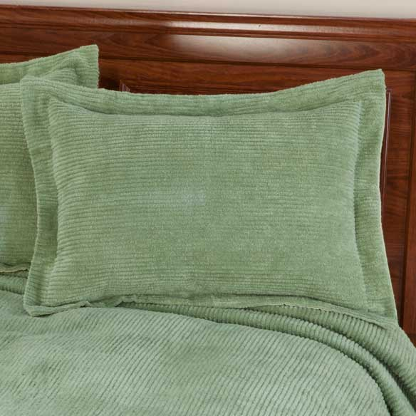 The Jane Chenille Sham by OakRidge™ Comforts - View 3
