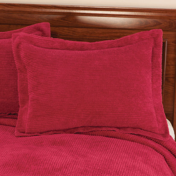 The Jane Chenille Sham by OakRidge™ Comforts - View 4