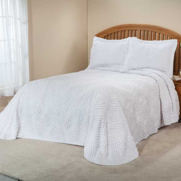 The Eliza Chenille Bedding by East Wing Comforts™ - View 4