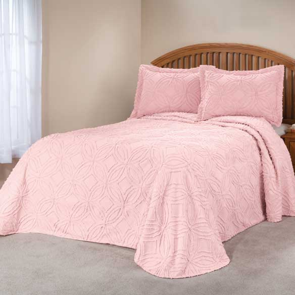 The Eliza Chenille Bedspread by OakRidge™ Comforts - View 5
