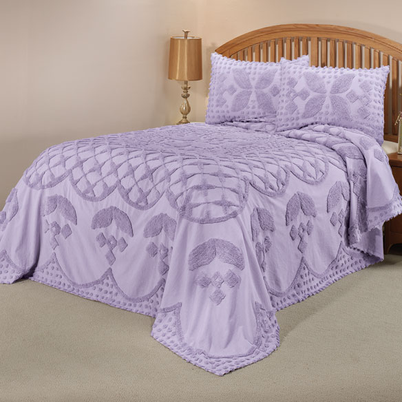 The Jacqueline Chenille Bedding by East Wing Comforts™ - View 3