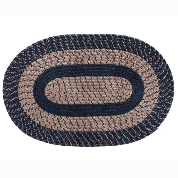 Oval Braided Rug by OakRidge™ - View 3