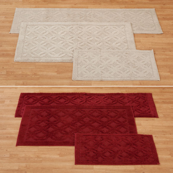 Wedding Ring Rug - View 3