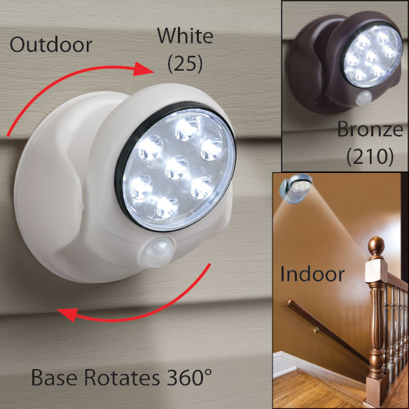 Deluxe Motion Activated Wireless LED Light - View 2