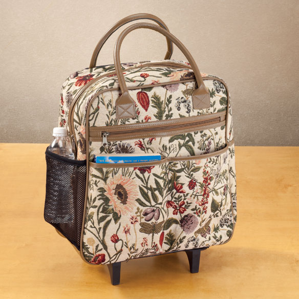 Tapestry Rolling Bag - View 2