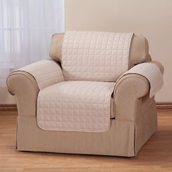 Microfiber Chair Protector by OakRidge™ Comforts - View 3