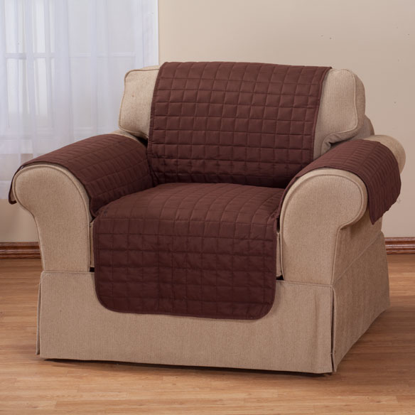 Microfiber Chair Protector by OakRidge Comforts™ - View 4