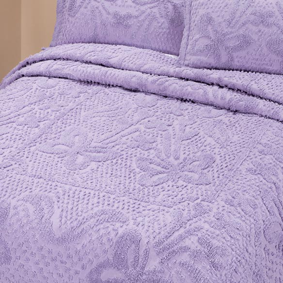 The Caroline Chenille Bedspread by OakRidge™ Comforts - View 4