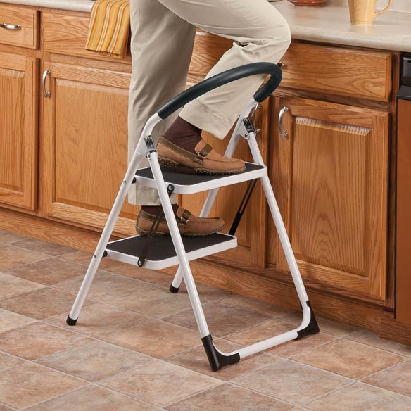 ... Step Ladder Stool Combo - View 2 ... & Step Ladder Stool - Step Stool Chair - Step Stool Ladder - Walter ... islam-shia.org
