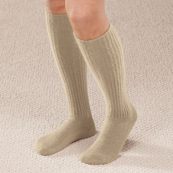 Graduated Compression Diabetic Calf Sock - View 5