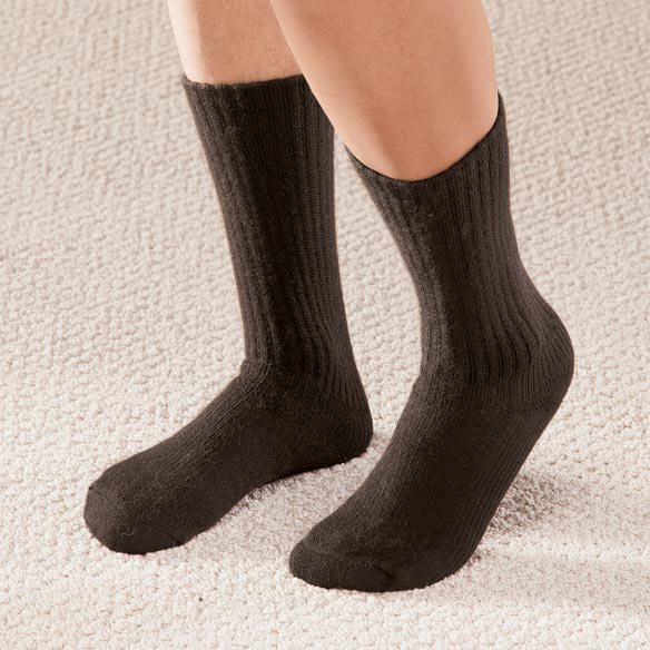Graduated Compression Diabetic Crew Sock - View 3