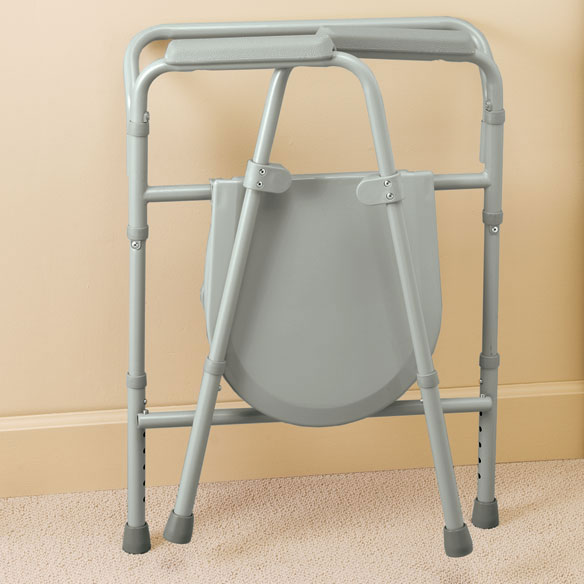Folding Commode         - View 3