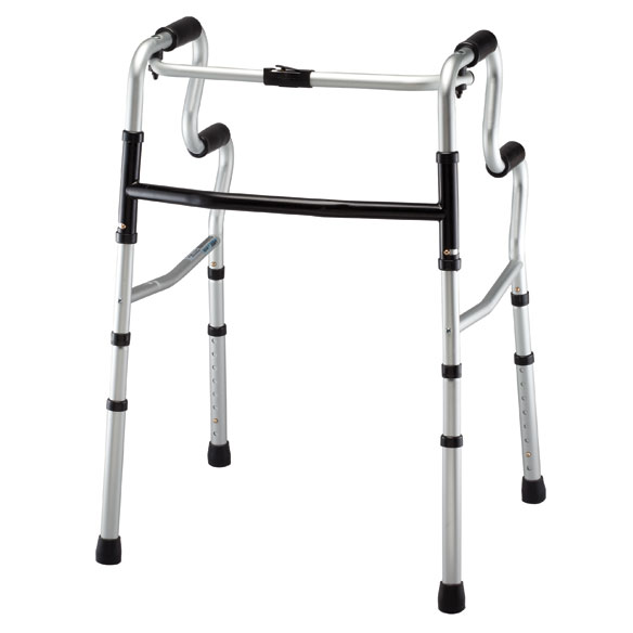 2-In-1 Folding Walker - View 2