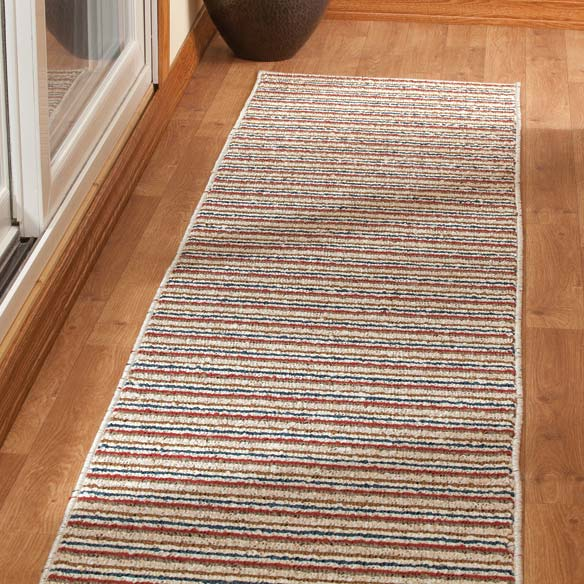 Striped Nonslip Runner - View 3