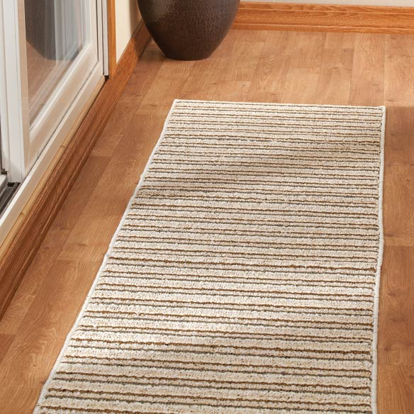 Striped Nonslip Runner - View 4