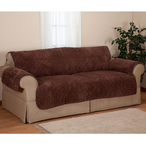 Chenille Sofa Furniture Protector - View 4