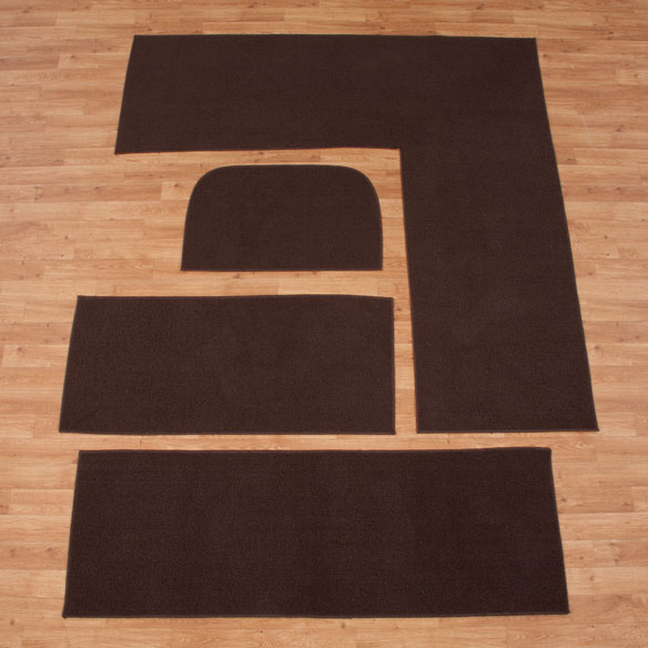 Solid Non Slip Rug - View 2