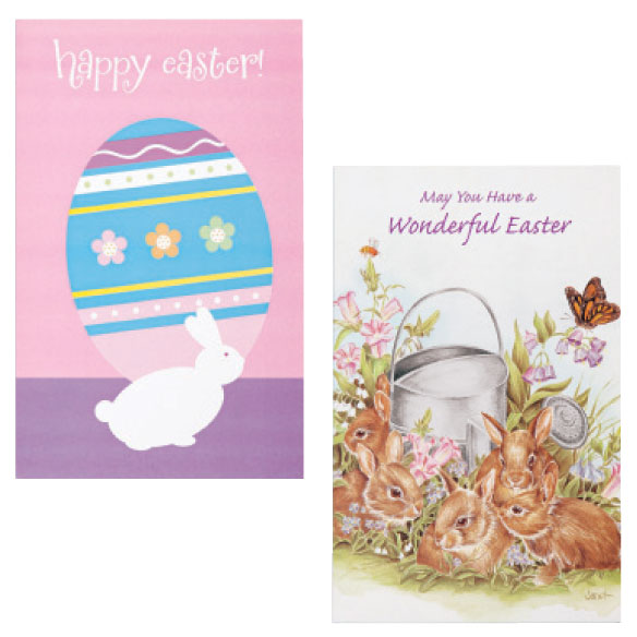 Easter Card Assortment, Set of 24 - View 2