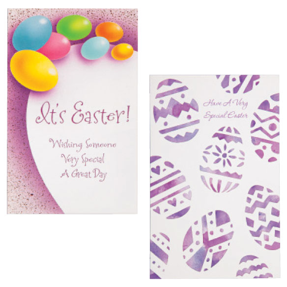 Easter Card Assortment, Set of 24 - View 3