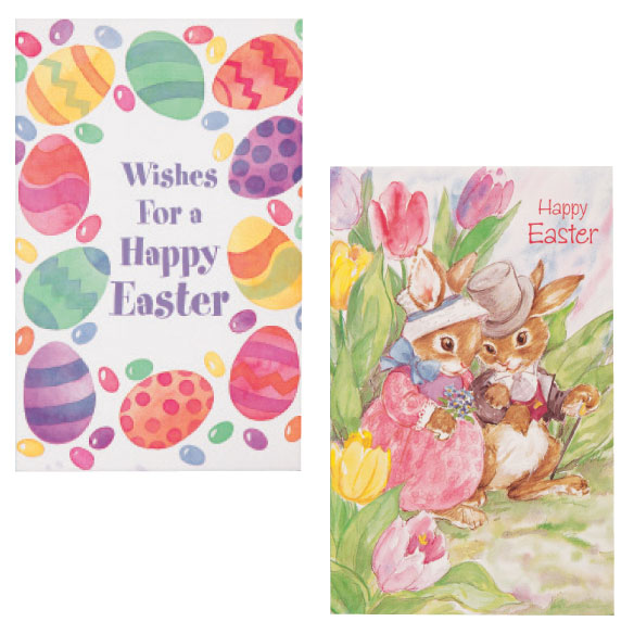 Easter Card Assortment, Set of 24 - View 4