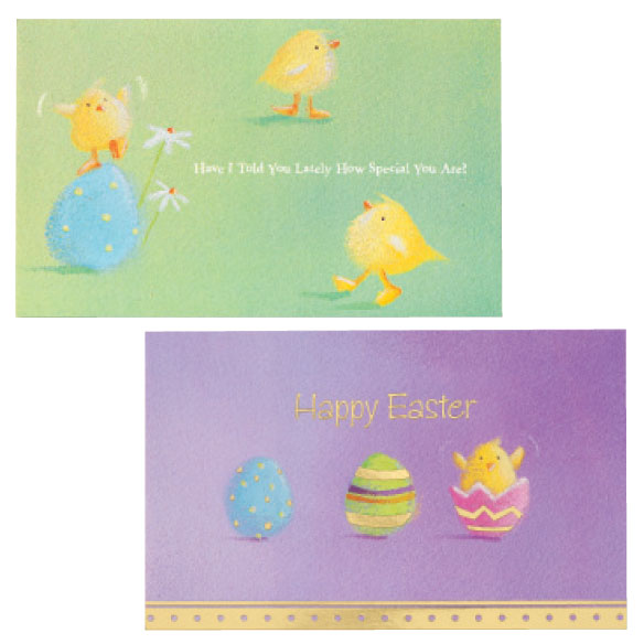 Easter Card Assortment, Set of 24 - View 5