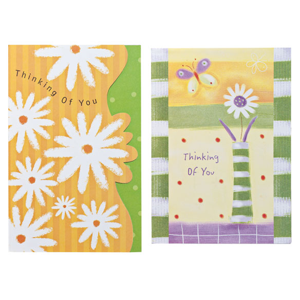 Thinking of You Cards, Value Pack of 24 - View 2
