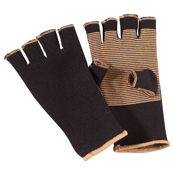 Copper Compression Gloves - View 3