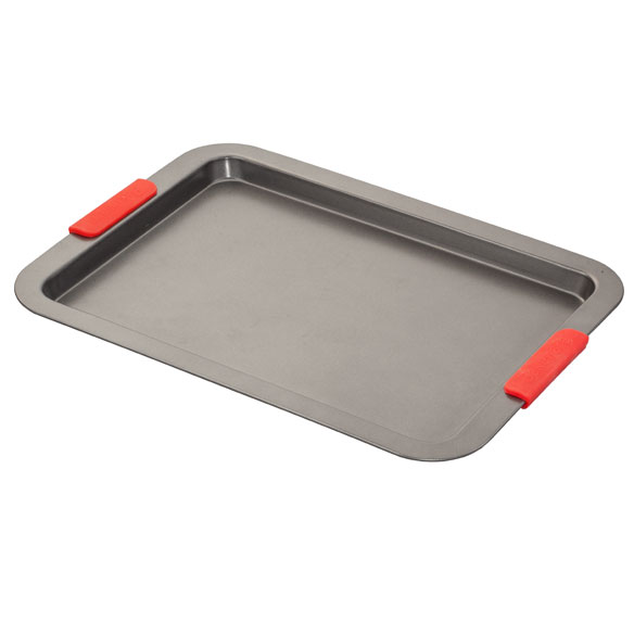 Cookie Sheet With Silicone Handles - View 2