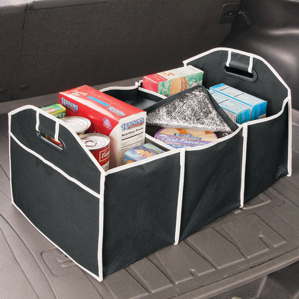 Trunk Organizer with Cooler - View 2