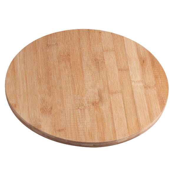 Bamboo Lazy Susan - View 2